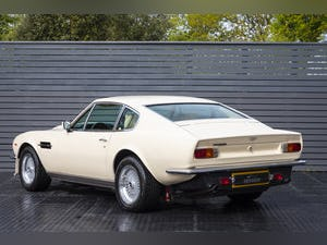 1984 Aston Martin V8 Vantage LHD ONLY 8600 MILES MANUAL (ZF) For Sale (picture 5 of 24)