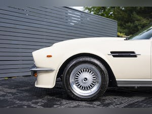 1984 Aston Martin V8 Vantage LHD ONLY 8600 MILES MANUAL (ZF) For Sale (picture 6 of 24)