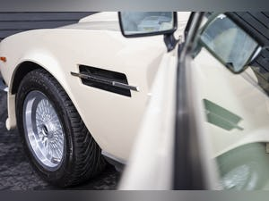 1984 Aston Martin V8 Vantage LHD ONLY 8600 MILES MANUAL (ZF) For Sale (picture 7 of 24)