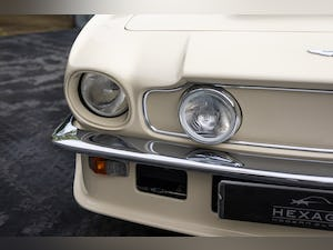 1984 Aston Martin V8 Vantage LHD ONLY 8600 MILES MANUAL (ZF) For Sale (picture 8 of 24)