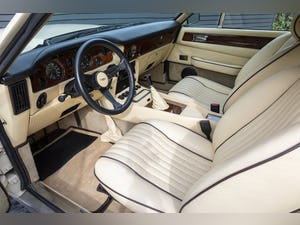 1984 Aston Martin V8 Vantage LHD ONLY 8600 MILES MANUAL (ZF) For Sale (picture 13 of 24)