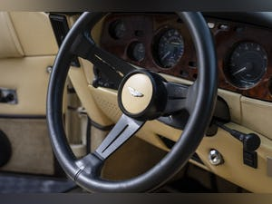 1984 Aston Martin V8 Vantage LHD ONLY 8600 MILES MANUAL (ZF) For Sale (picture 16 of 24)
