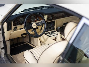 1984 Aston Martin V8 Vantage LHD ONLY 8600 MILES MANUAL (ZF) For Sale (picture 17 of 24)