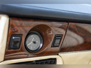 1984 Aston Martin V8 Vantage LHD ONLY 8600 MILES MANUAL (ZF) For Sale (picture 19 of 24)