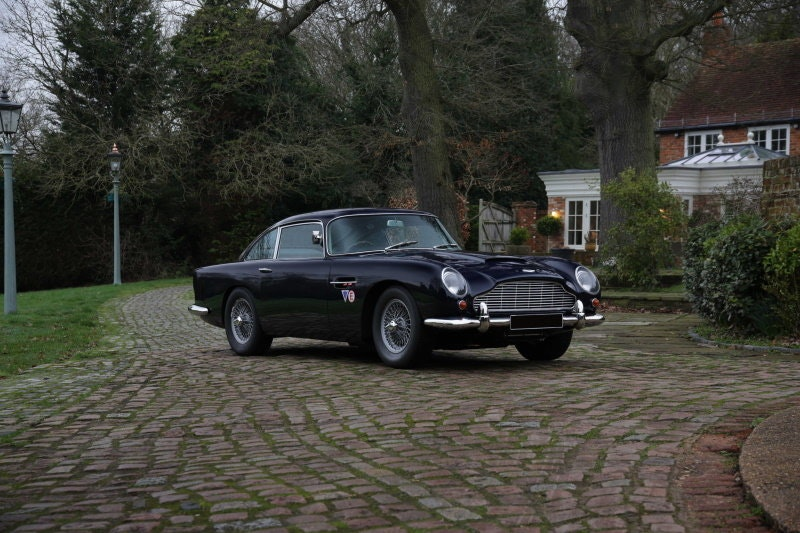 1966 Aston Martin DB5 For Sale (picture 1 of 6)
