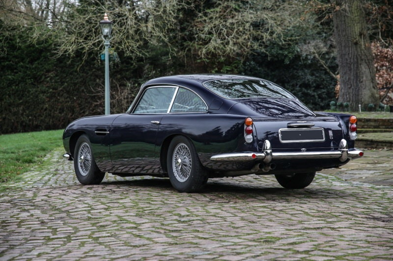 1966 Aston Martin DB5 For Sale (picture 2 of 6)