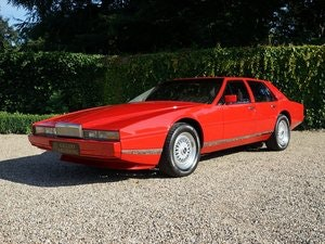 Picture of 1984 Aston Martin Lagonda 4th owner, only 59.833 miles, one of on For Sale