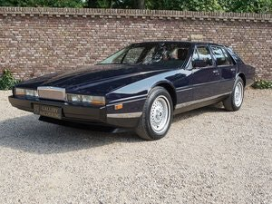 Picture of 1985 Aston Martin Lagonda Tickford Special order by Royal Sultan For Sale