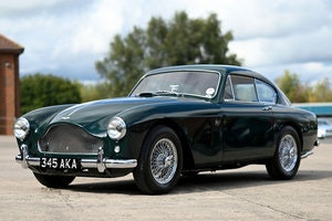 Picture of 1958 Aston Marton DB2 MKIII  The best in the world? SOLD