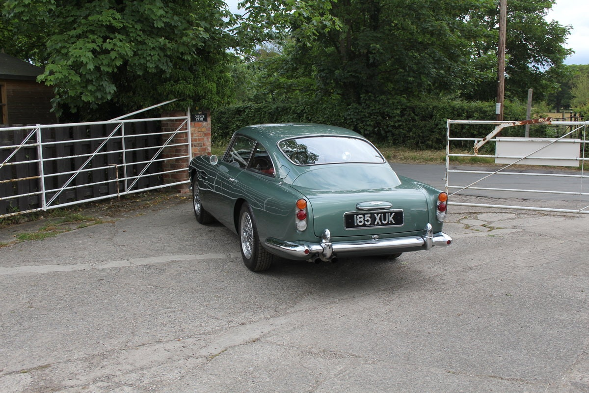 1962 Aston Martin DB4 Series V Vantage - Matching Numbers For Sale (picture 4 of 23)