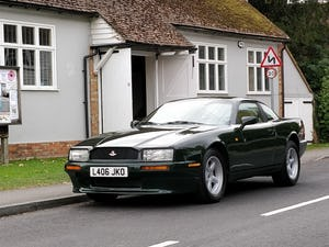 1994 Aston Martin Virage Coupe LHD manual For Sale (picture 1 of 6)