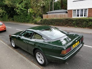1994 Aston Martin Virage Coupe LHD manual For Sale (picture 2 of 6)