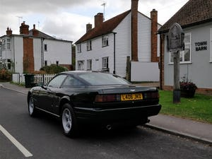 1994 Aston Martin Virage Coupe LHD manual For Sale (picture 3 of 6)