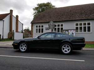 1994 Aston Martin Virage Coupe LHD manual For Sale (picture 4 of 6)