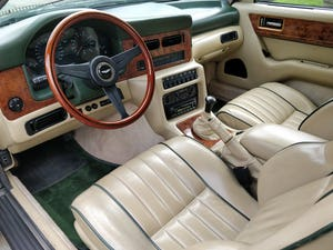1994 Aston Martin Virage Coupe LHD manual For Sale (picture 5 of 6)