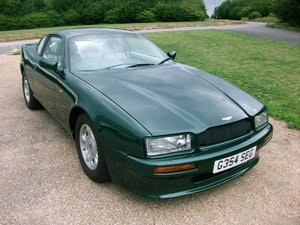 Picture of 1990 Aston Martin Virage V8 coupe , rare manual gearbox For Sale