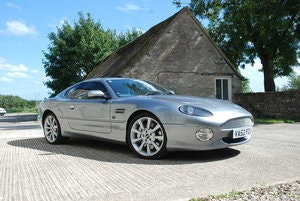 Picture of 2002 ASTON MARTIN V12 VANTAGE AUTO For Sale