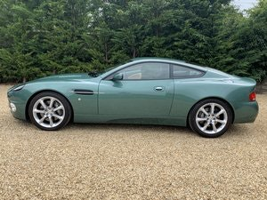 Picture of 2004 Aston Martin Vanquish SDP 8000 Miles For Sale