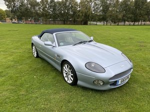 Picture of 2001 Aston Martin DB7 Vantage Volante Convertible Auto SOLD