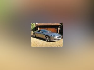 2008 Aston Martin DB9 V12 Coupe With Only 16,000 Miles & 1 Owner For Sale (picture 2 of 6)