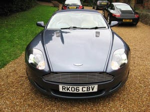 2006 Aston Martin DB9 Volante With Only 29,000 Miles From New For Sale (picture 6 of 6)