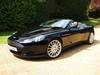 Aston Martin DB9 V12 Volante With Only 17,000 Miles From New