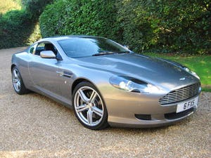 2008 Aston Martin DB9 V12 With Just 17,000 Miles From New For Sale (picture 2 of 6)