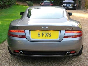 2008 Aston Martin DB9 V12 With Just 17,000 Miles From New For Sale (picture 6 of 6)