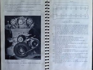1965 DB5 4litre instruction book - original'65 REDUCED For Sale (picture 5 of 5)