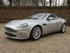 Picture of 2004 Aston Martin Vanquish V12 only 49.752 kms! For Sale