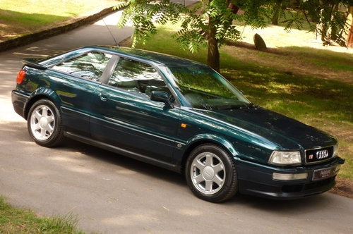 1994 Audi S2 2.2 Coupe (97822 miles) For Sale | Car And ...