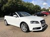 Picture of 2010 (10) Audi A3 2.0 TDi S-line Cabriolet SOLD