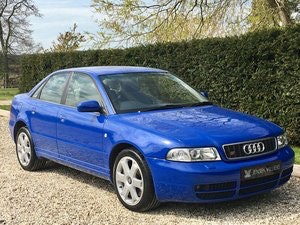 Picture of 1999 Audi S4 (B5) **Full Audi History, 2 Owners, New Turbos** SOLD