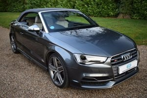 Picture of 2016 AUDI S3 QUATTRO Cabriolet S Tronic 300PS SOLD