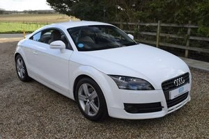 Picture of 2010 AUDI TT QUATTRO 2.0 TFSI Coupe S Tronic Automatic SOLD