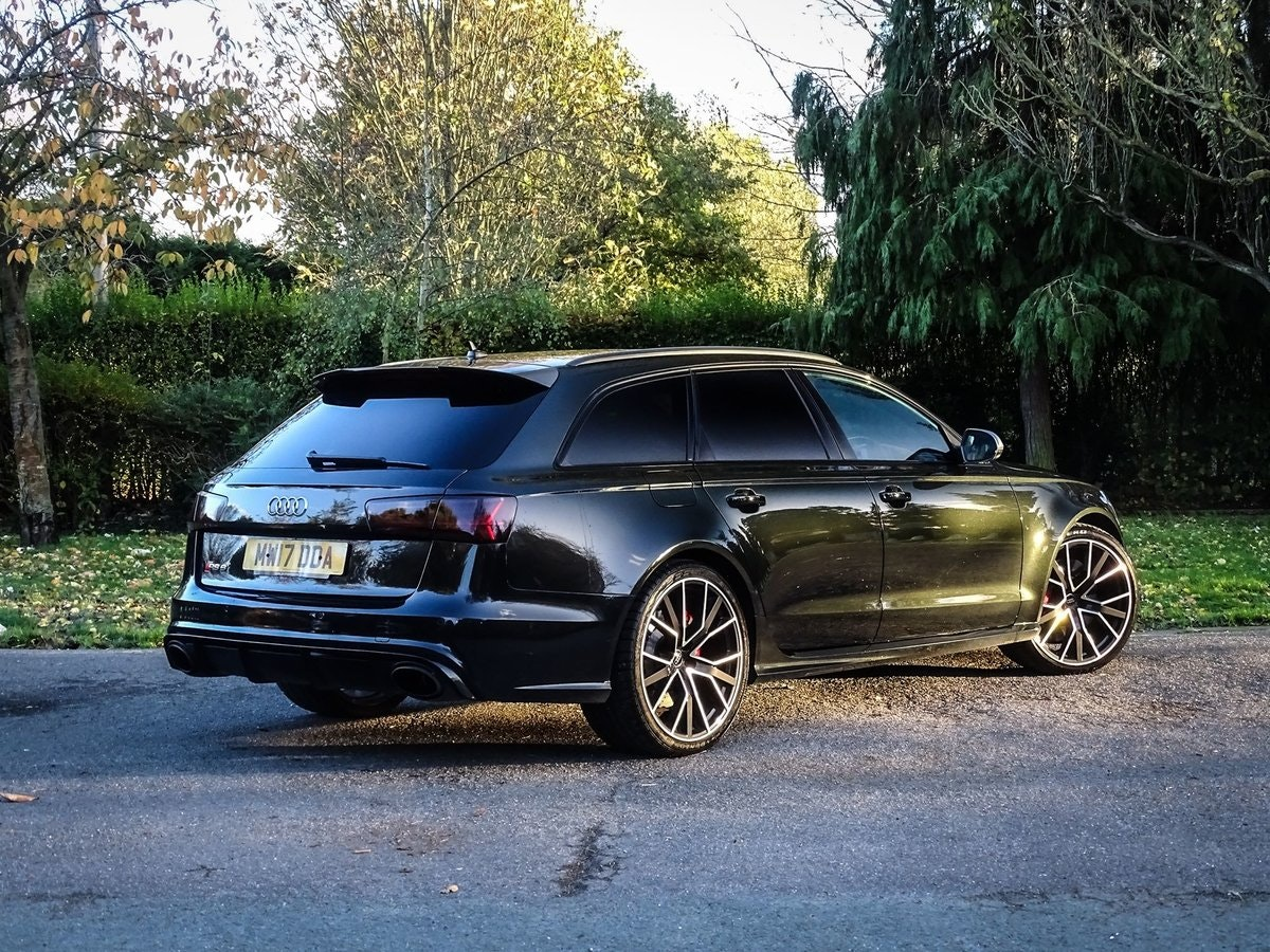 201717 Audi RS6 AVANT SOLD (picture 5 of 20)