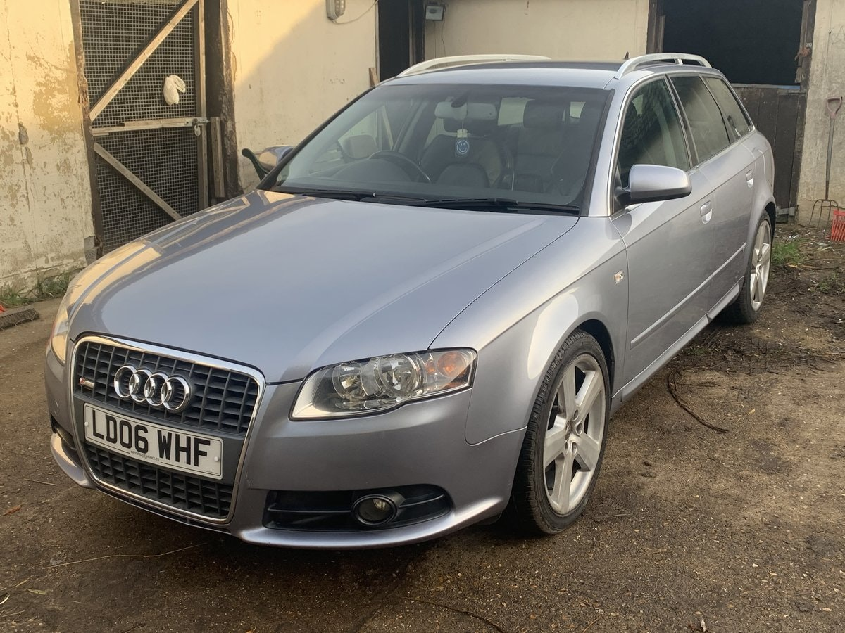 2006 Audi A4 Avant 2.0 TDI S Line Special Edition For Sale (picture 3 of 6)