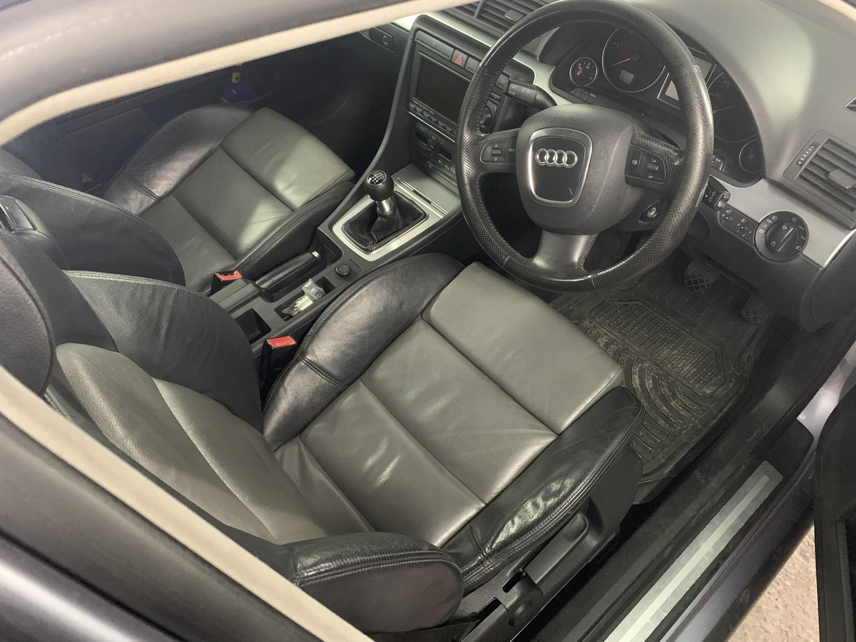 2006 Audi A4 Avant 2.0 TDI S Line Special Edition For Sale (picture 4 of 6)