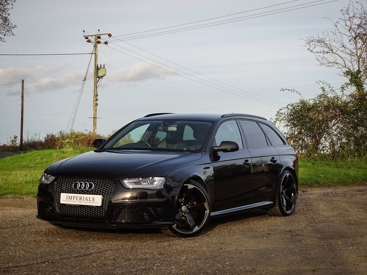 201414 Audi RS4 AVANT SOLD (picture 1 of 20)