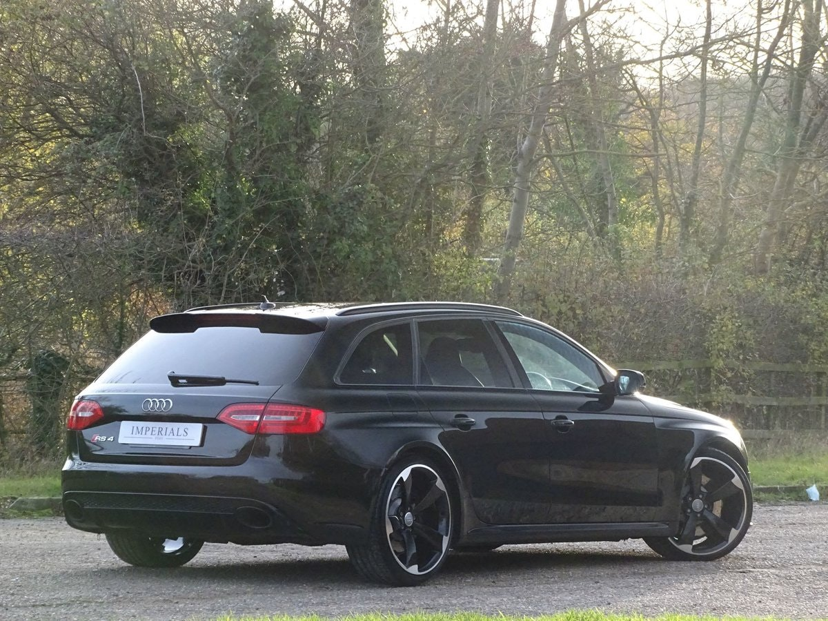 201414 Audi RS4 AVANT SOLD (picture 5 of 20)