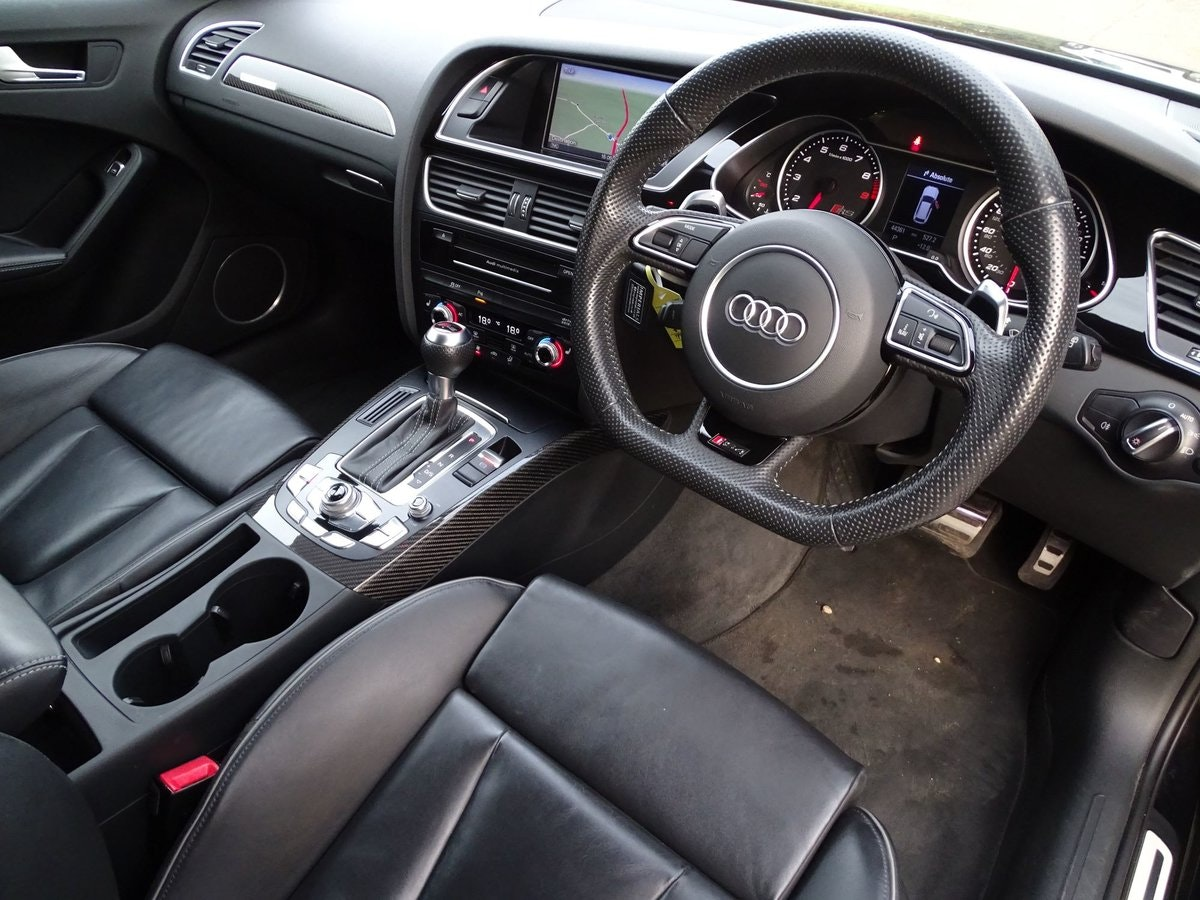 201414 Audi RS4 AVANT SOLD (picture 7 of 20)