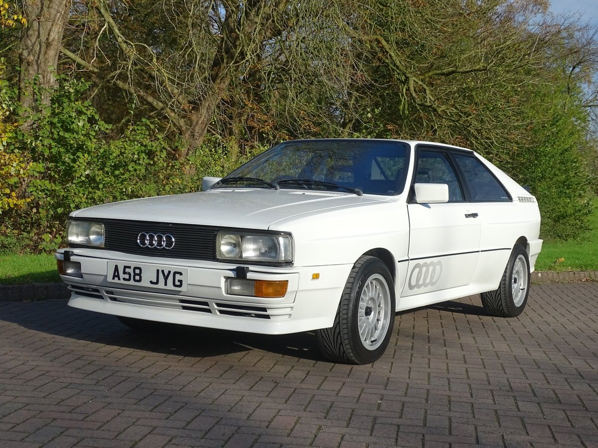 1983 Audi Quattro 10v For Sale (picture 1 of 6)