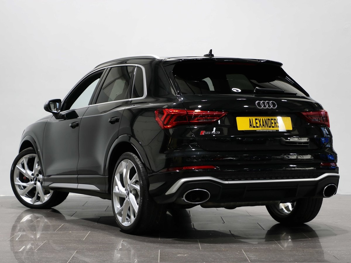 2020 20 20 AUDI RSQ3 2.5 TFSI QUATTRO S-TRONIC For Sale (picture 3 of 6)