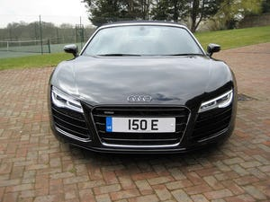 2013 Audi R8 Spyder V8 Quattro With Just 16,000 Miles From New For Sale (picture 2 of 12)