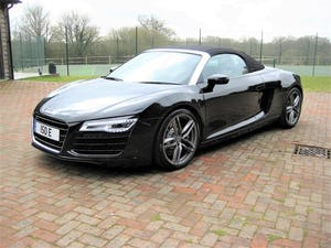 2013 Audi R8 Spyder V8 Quattro With Just 16,000 Miles From New For Sale (picture 3 of 12)