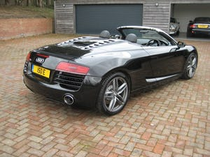 2013 Audi R8 Spyder V8 Quattro With Just 16,000 Miles From New For Sale (picture 7 of 12)