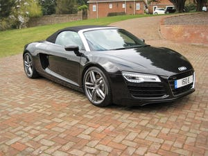 2013 Audi R8 Spyder V8 Quattro With Just 16,000 Miles From New For Sale (picture 12 of 12)