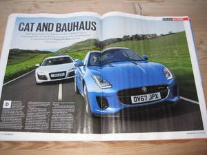 2011 Audi R8 Quattro 6 Spd Manual Just Featured In AUTOCAR For Sale (picture 1 of 6)