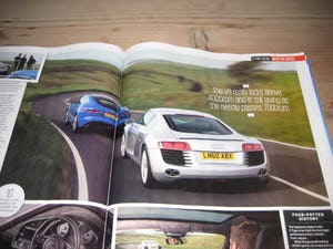 2011 Audi R8 Quattro 6 Spd Manual Just Featured In AUTOCAR For Sale (picture 2 of 6)
