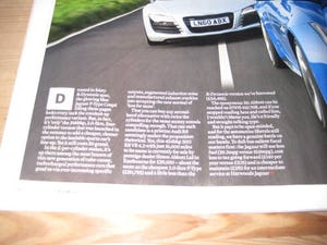 2011 Audi R8 Quattro 6 Spd Manual Just Featured In AUTOCAR For Sale (picture 3 of 6)